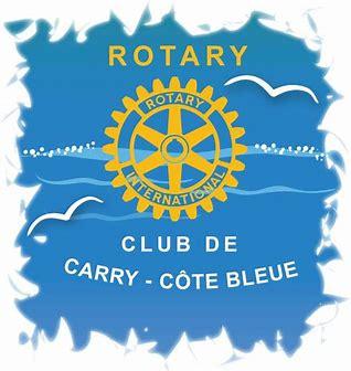 Rotary club  Carry Côte bleue